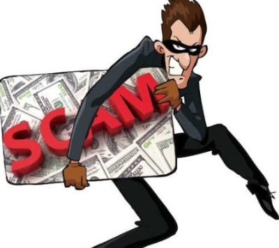 Scams, frauds and hoaxes