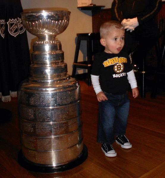 Stanley Cup 2011 @Southside Tavern Quincy