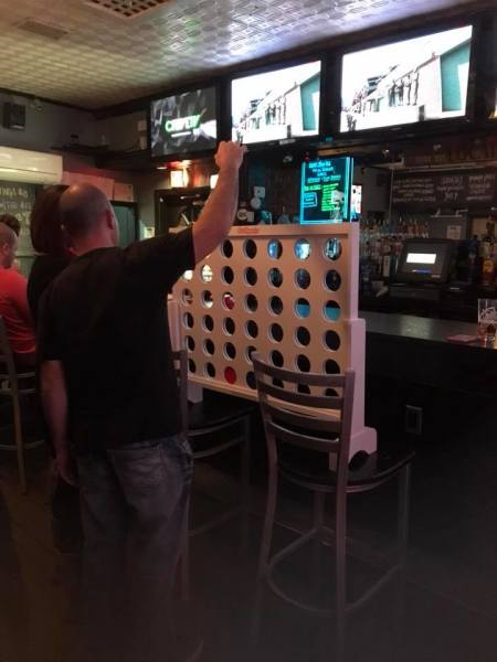 Connect Four anyone?