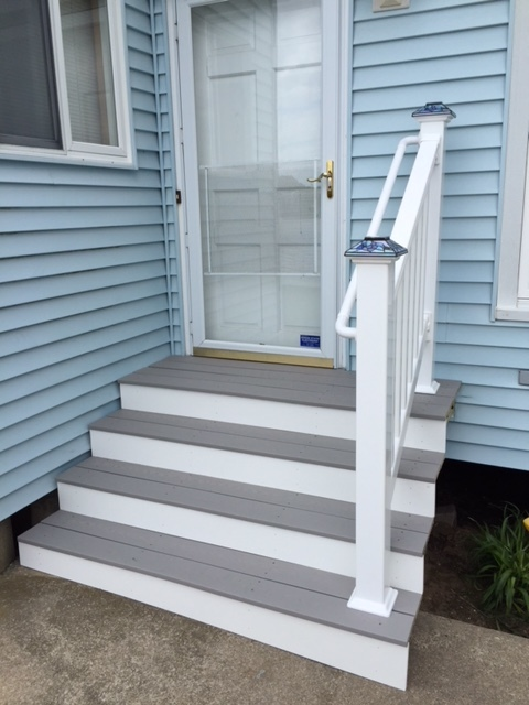 Finished stairs AFTER
