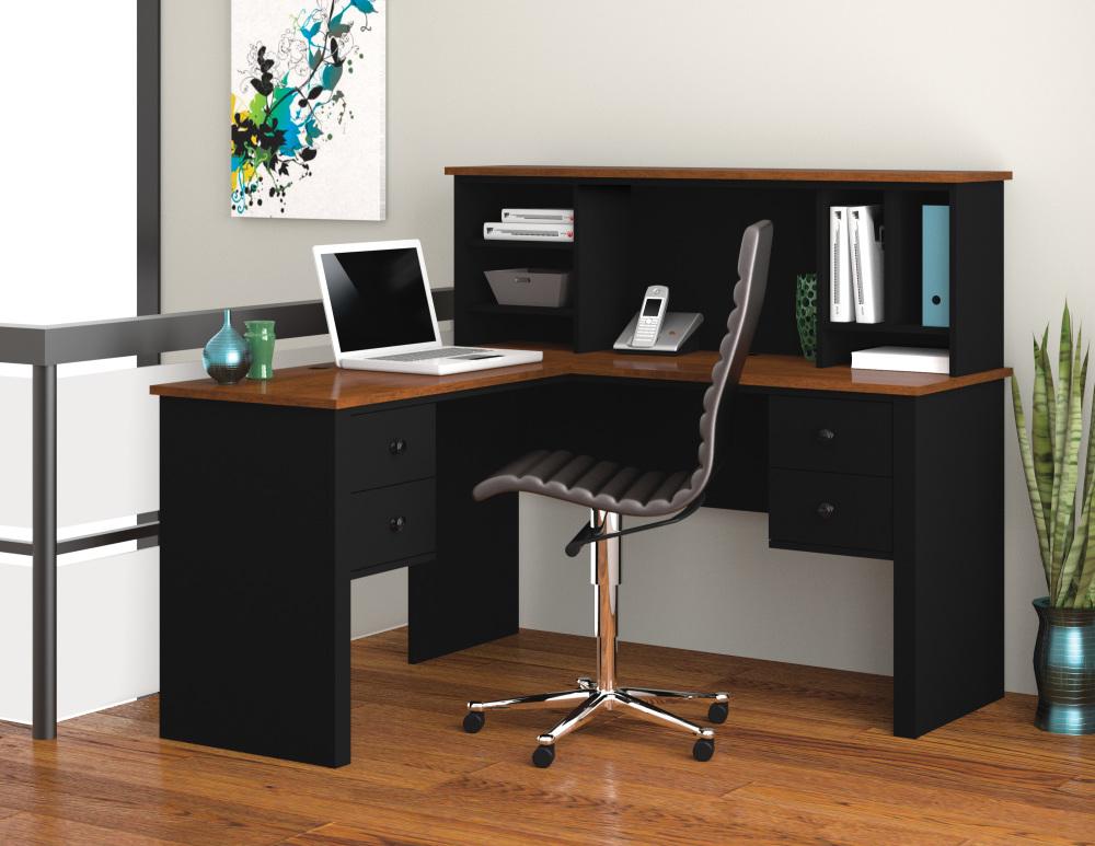 The Best L-Shaped Desk: Sauder Harbor View L Desk Product Review