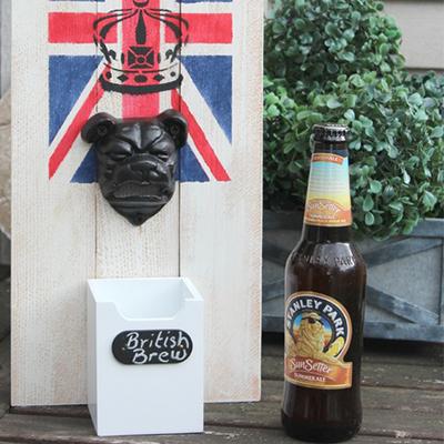 British Bottle Opener