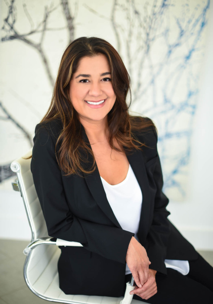 Realtor Marisa Zuniga in Houston, TX