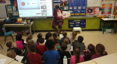 Parkwood Elementary Reading - 1st class