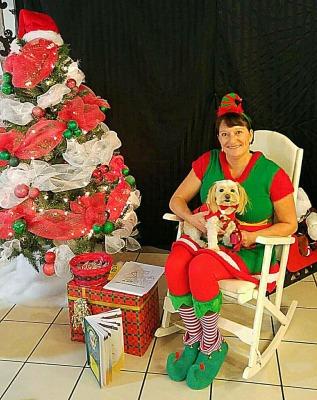 Santa's Living Room - Place Bathurst Mall