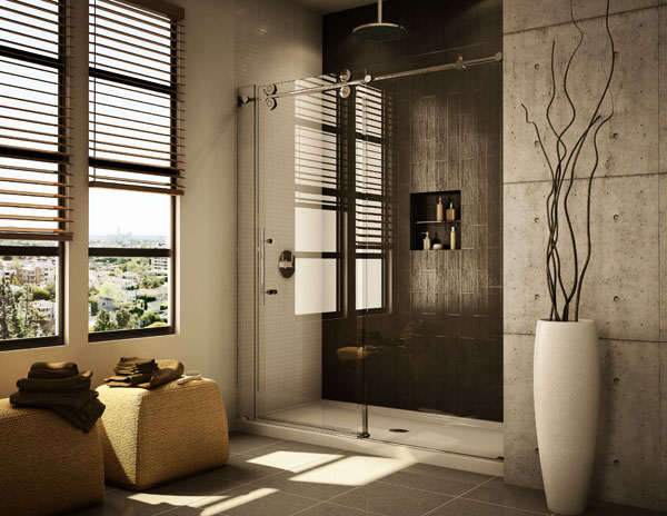 Decorating With Bathroom Shower Doors