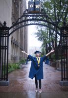Graduation, GW University, Washington DC, Roxie B. Photography DC