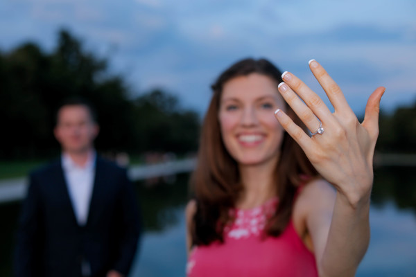 Proposal, Washington DC, Roxie B. Photography - DC