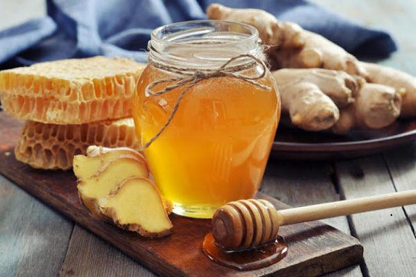 Tác dụng của gừng ngâm mật ong