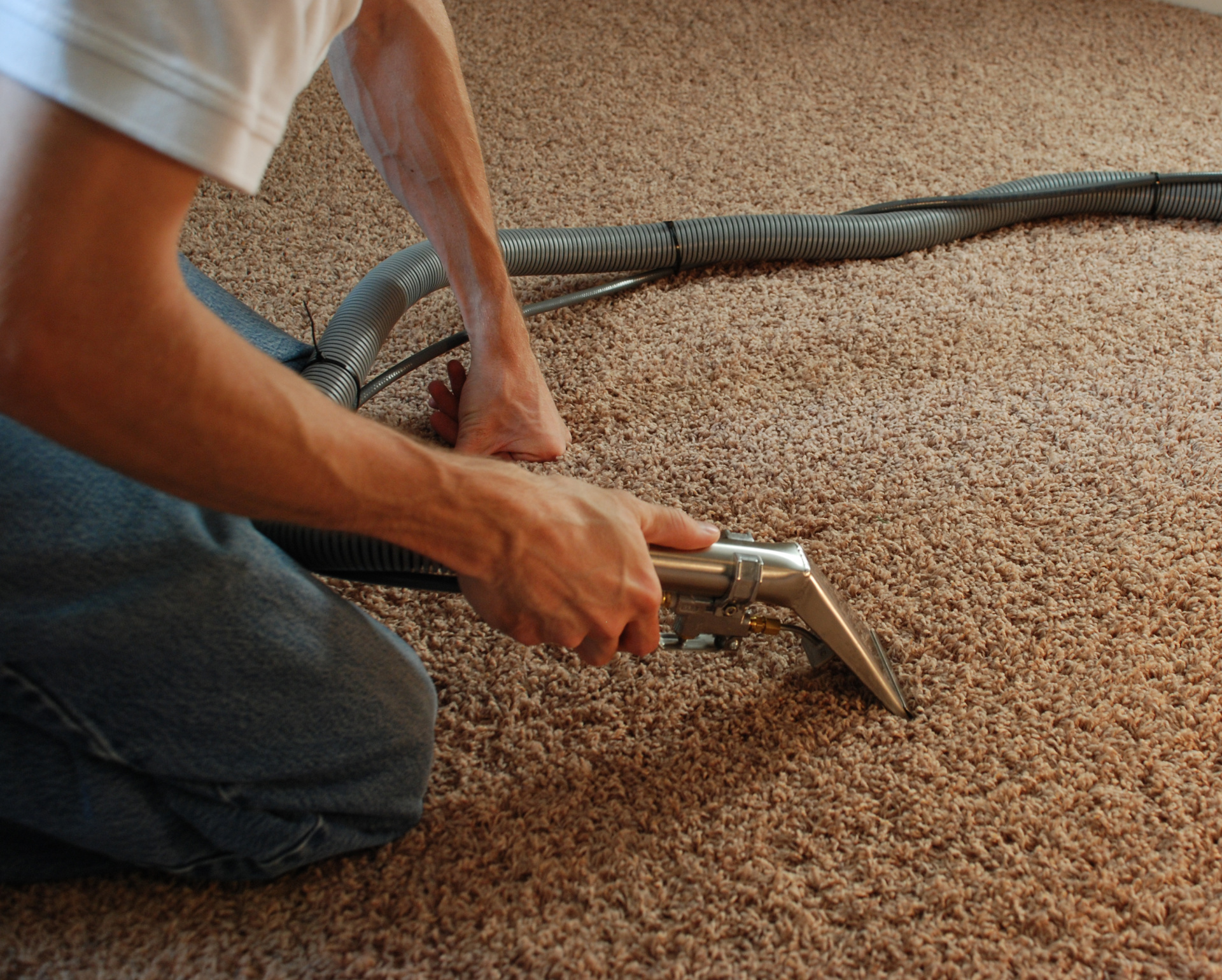 Should I rent a carpet cleaning machine?