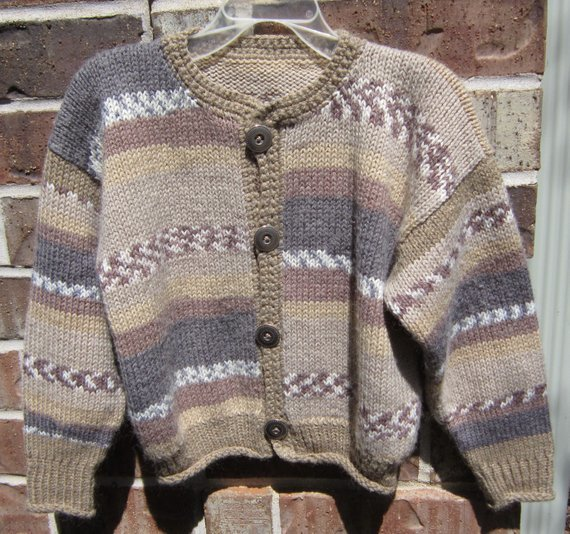 Knits for younger ones