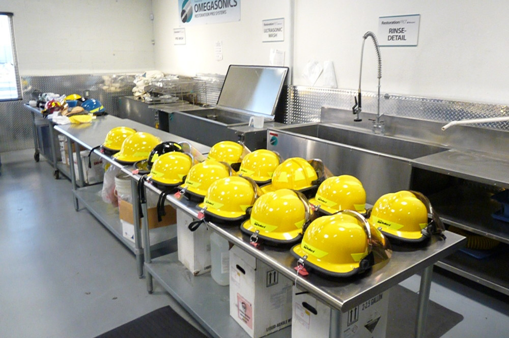 NFPA 1851 & NFPA 1855 Advanced Cleaning & Decontamination