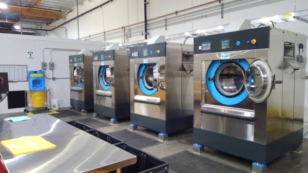 Corona Campus Xeros machines