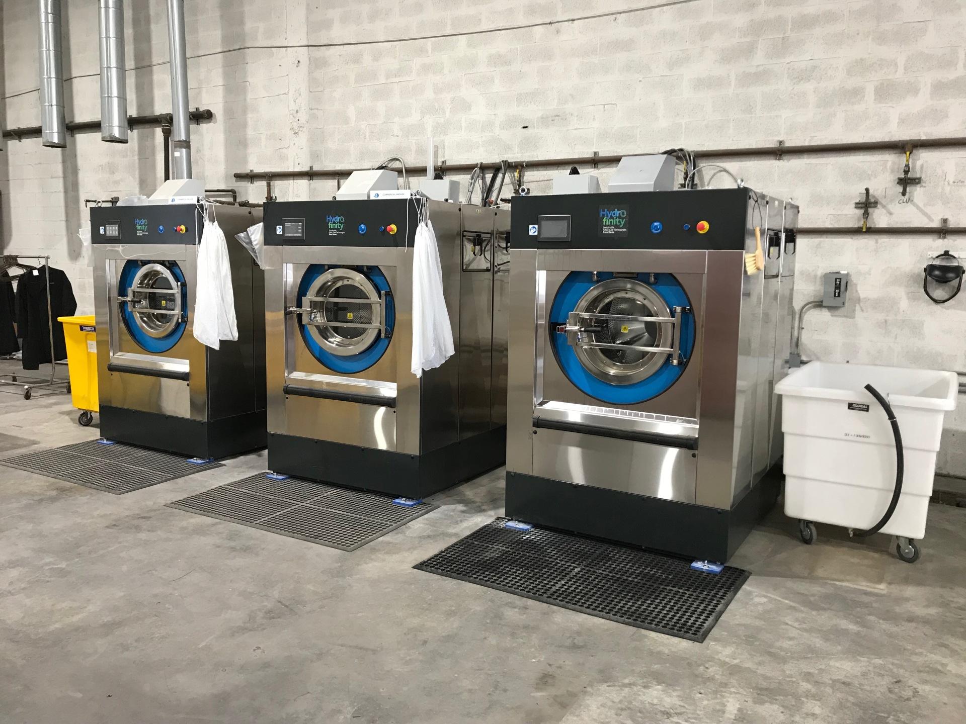 Medley Campus Xeros Machines