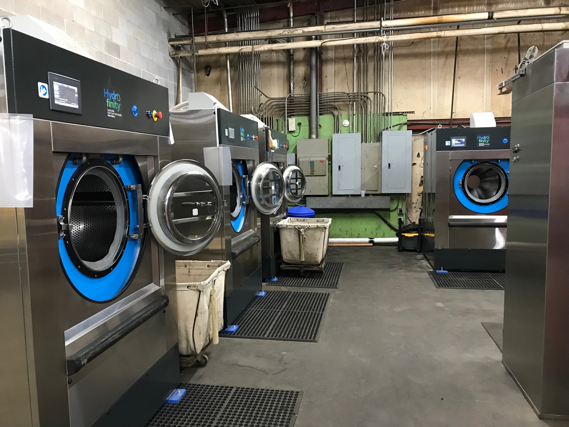 Austell Campus Xeros Machines