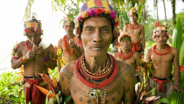 Mentawai Tribe Culture