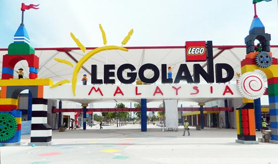 Tiket Theme Park