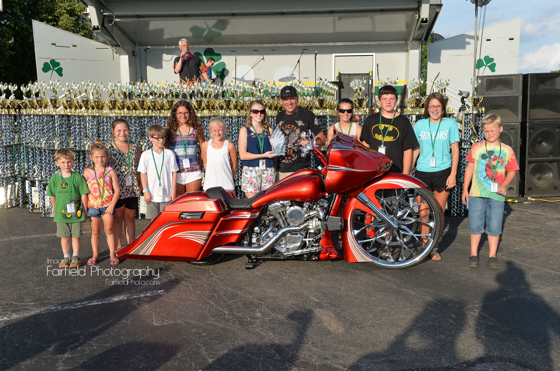 30 Inch Big Wheel Bagger. Hot Bike tour winner 2016