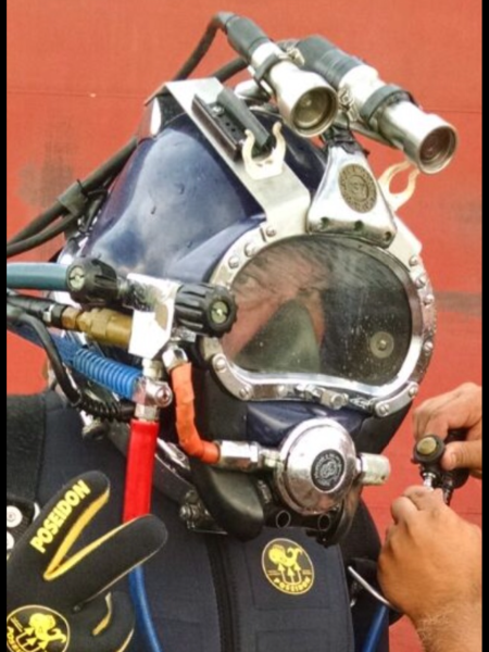 30 Years Commercial Dive Experience