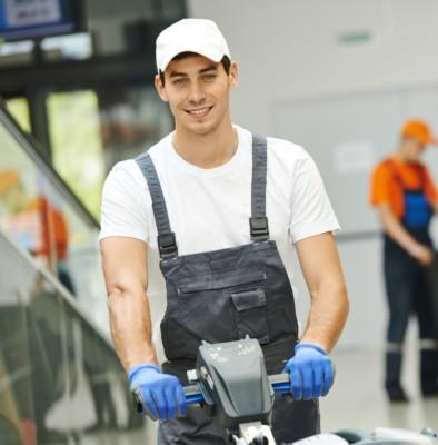 Floor Maintenance (Image)