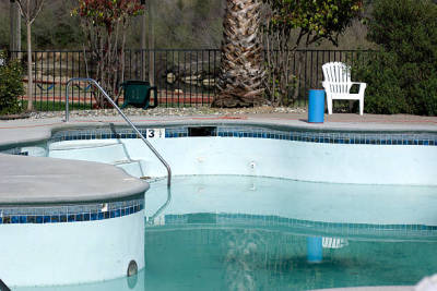 Materials used in Pool Coping