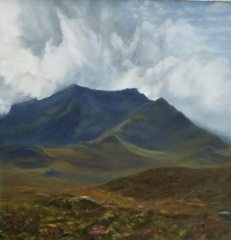 melissa wadsworth oil landscapes