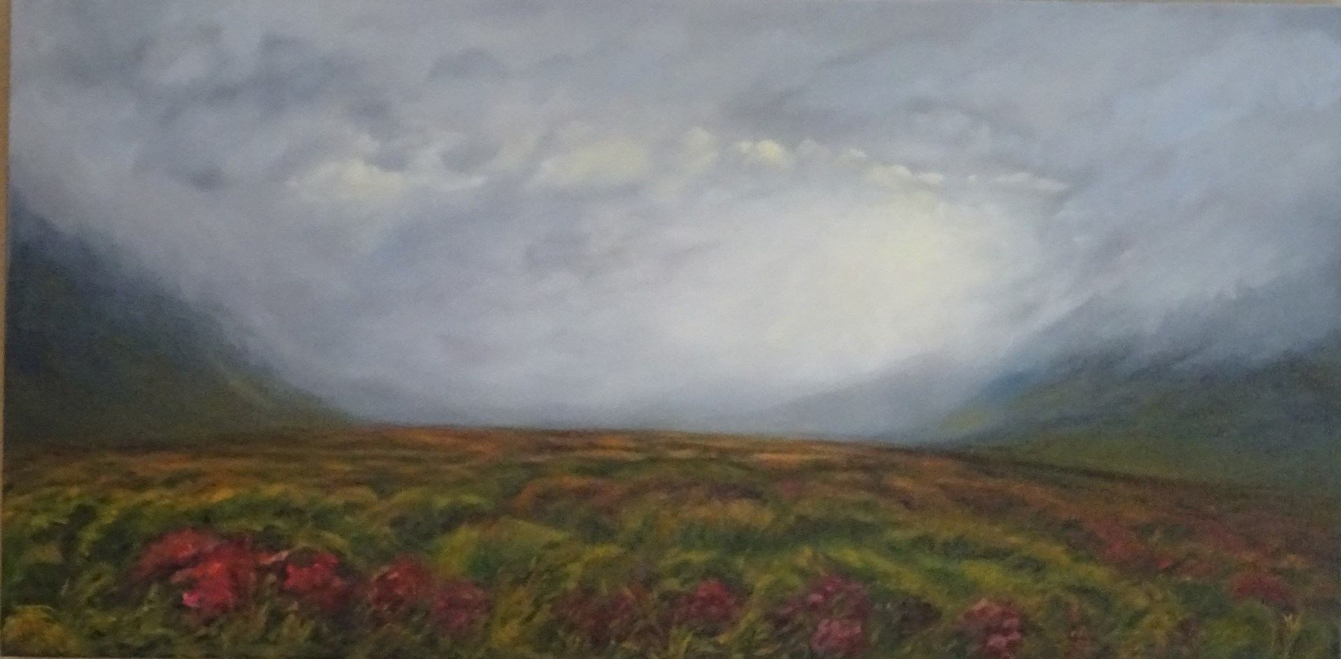 Heathered Valley