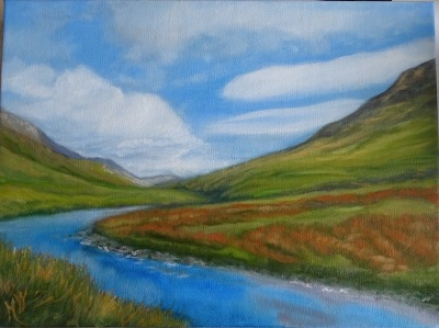 Verdant River 1