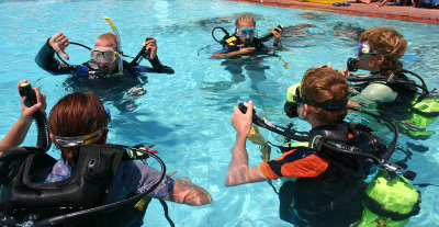 Reasons for Taking Scuba Diving Lessons