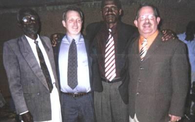 Kenya Mission Trip 2008