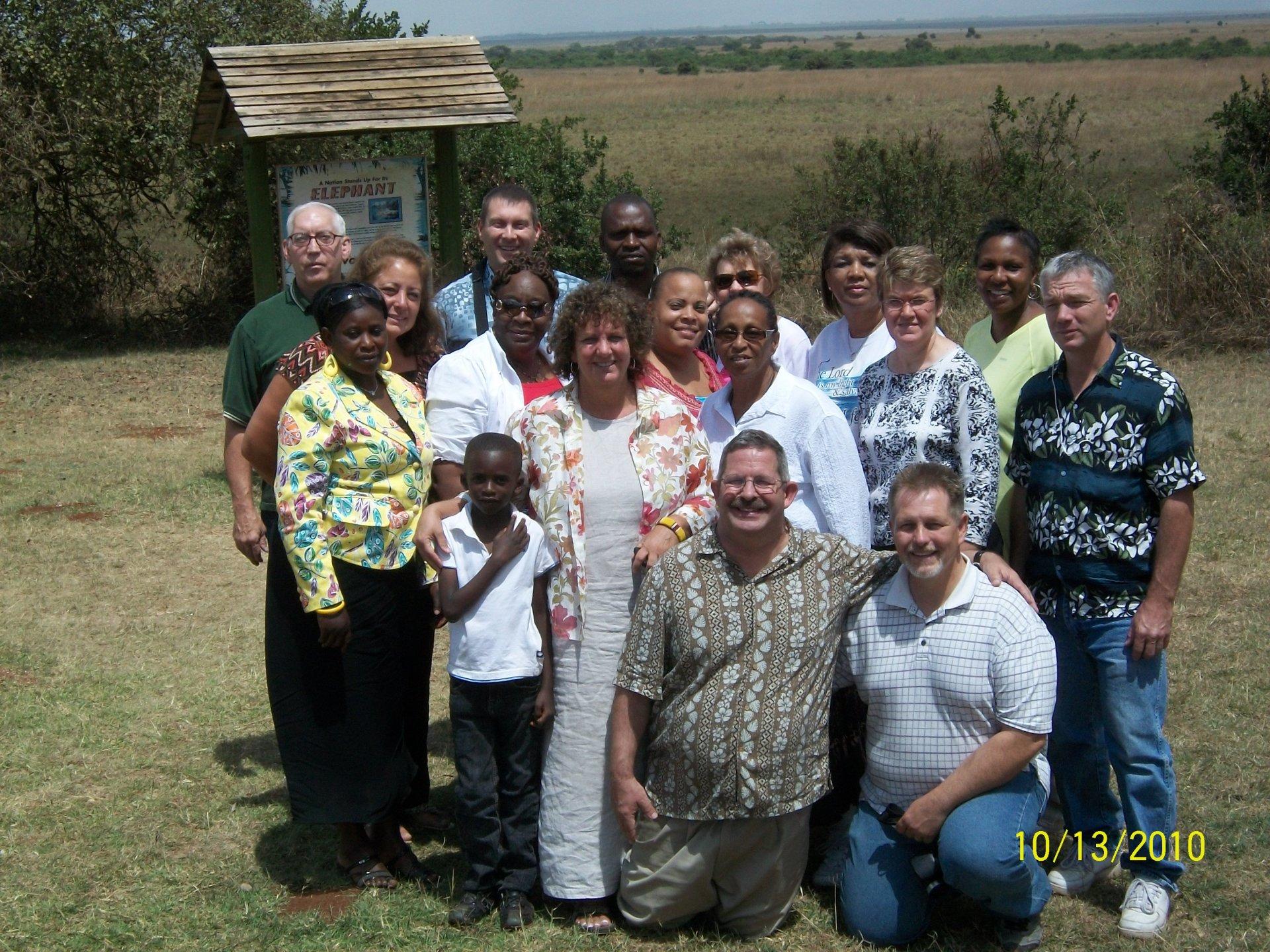 Kenya Mission Trip 2010