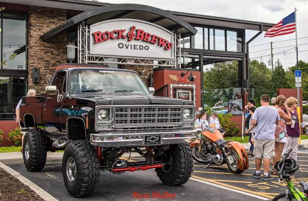 Don's 78 K10 at Rock & Brews Oviedo