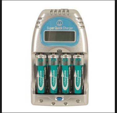 Get The Right Battery Charger