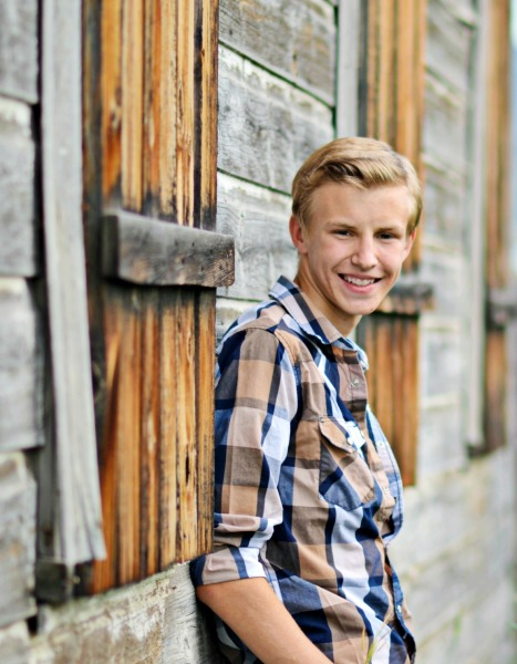Ashton Mullins Photography Bozeman Montana Senior