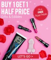 Buy 1 get 1 Half Price