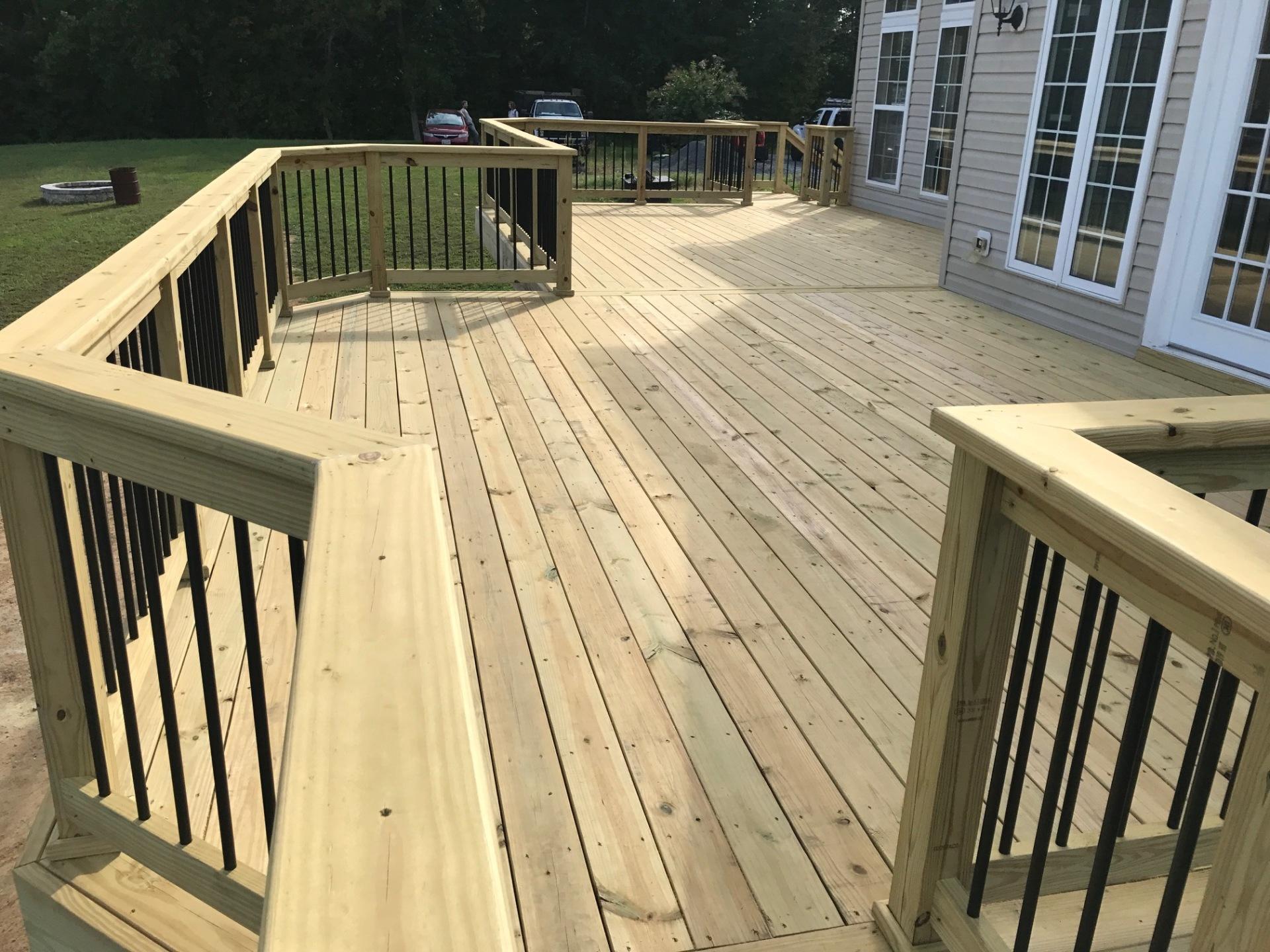Decks & Outdoor Structures