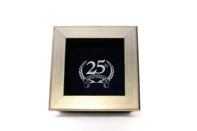 Silver Anniversary(Small) $79.00+$15 Shipping