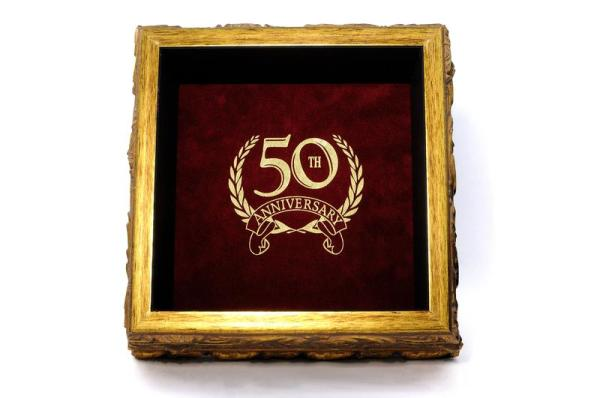 Golden Anniversary Large $99.00 + $20.00