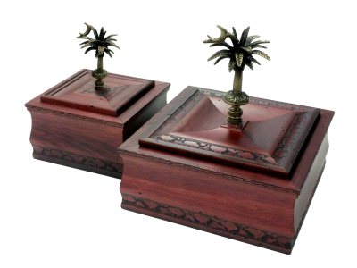 Small and Large Piedmont Boxes