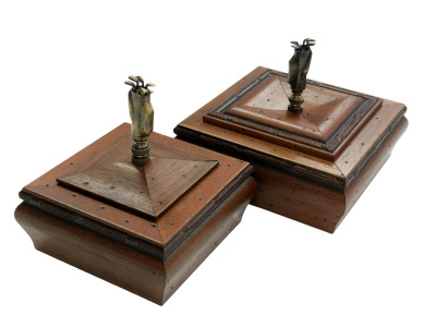 Small and Large Kiawah Island Boxes