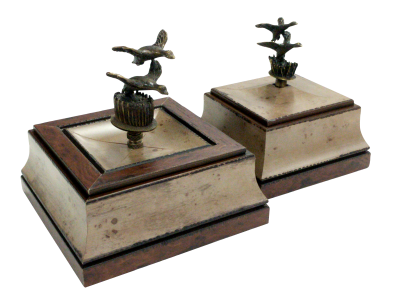 Small and Large Sportsman Boxes