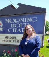 Connect with Pastor Renee