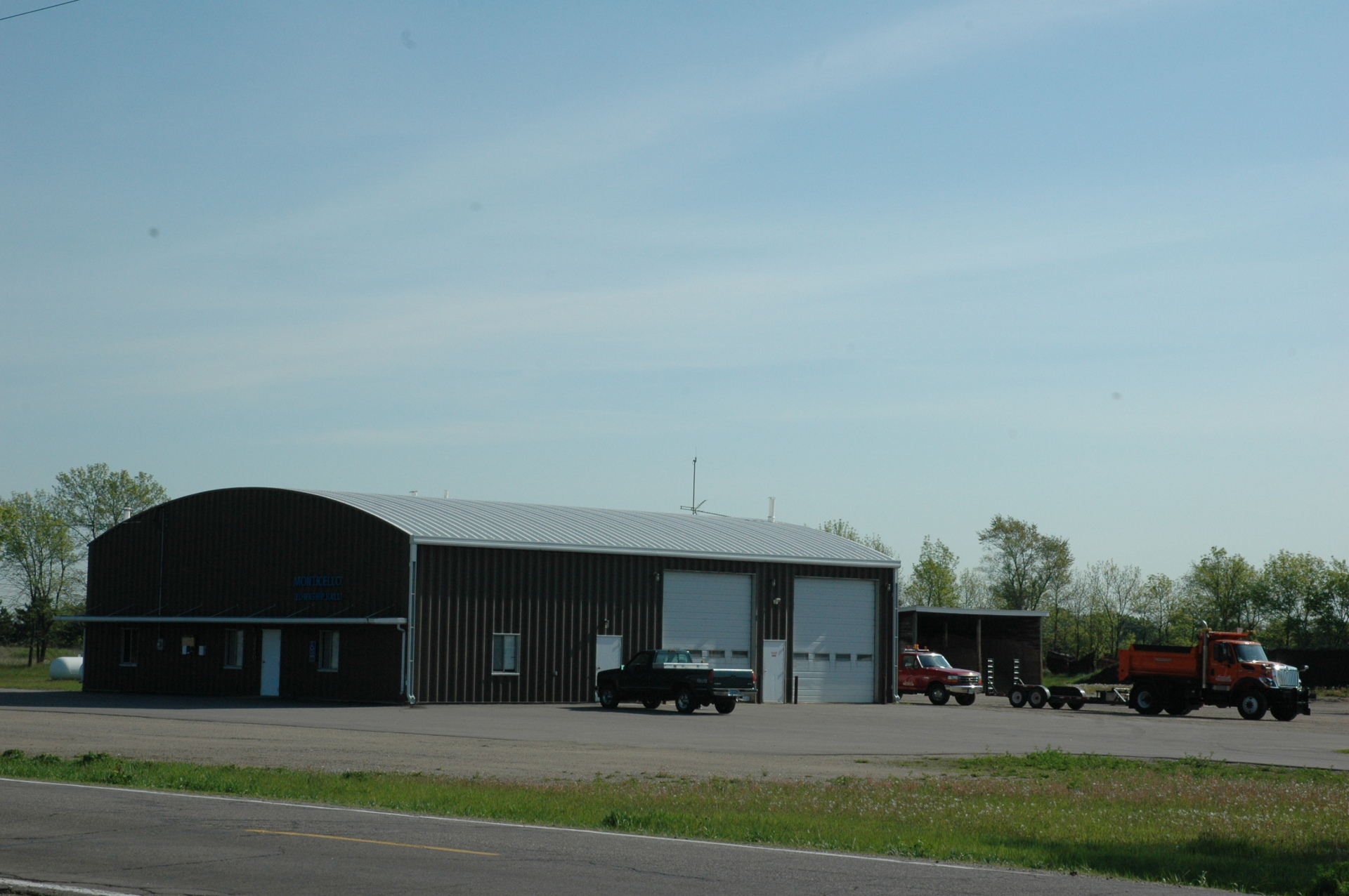Monticello Township Hall
