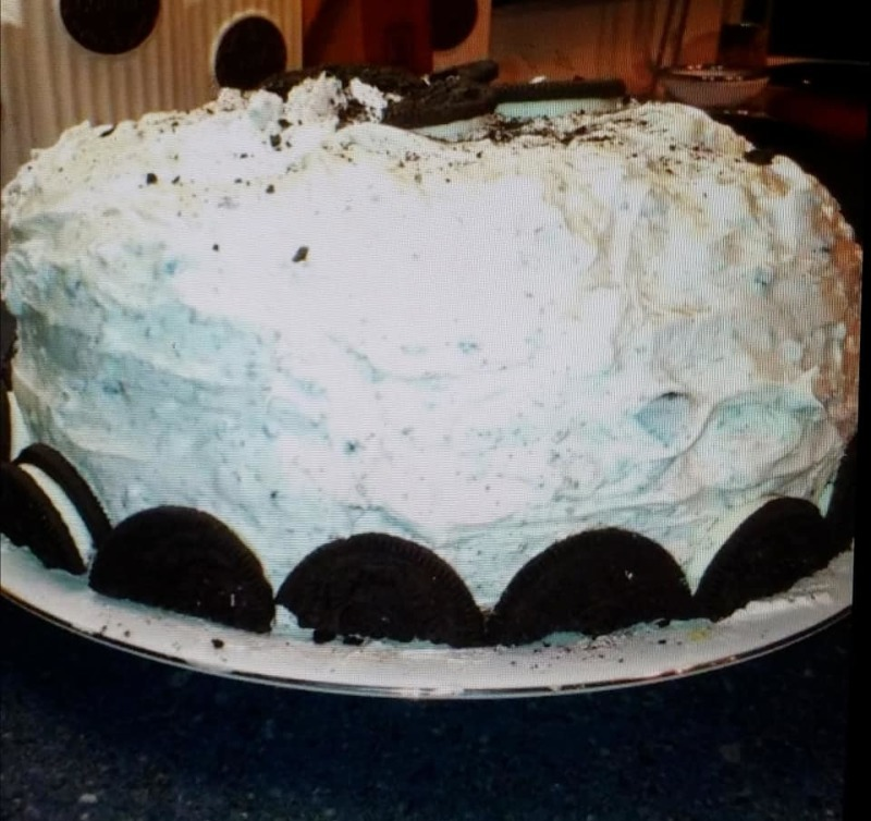 10 Inch Round Cake two layer