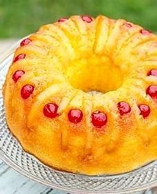 Large Bundt Cake
