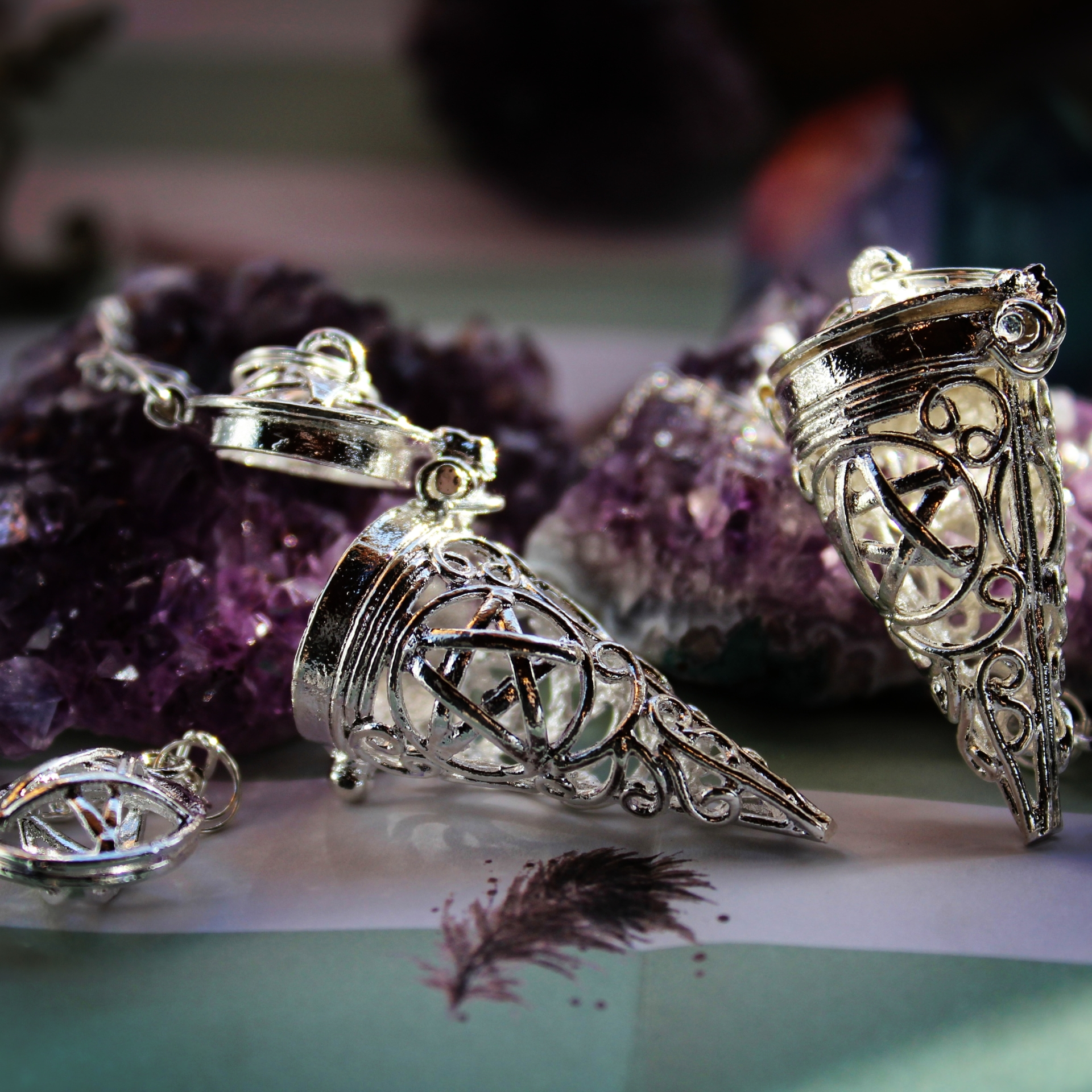 divination, pendulum,