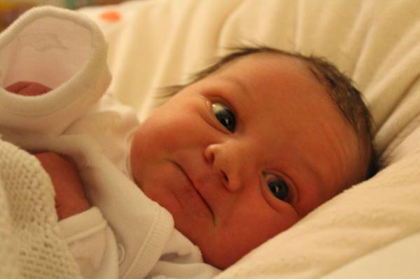 The Birth of Baby Anna Patricia Margaret