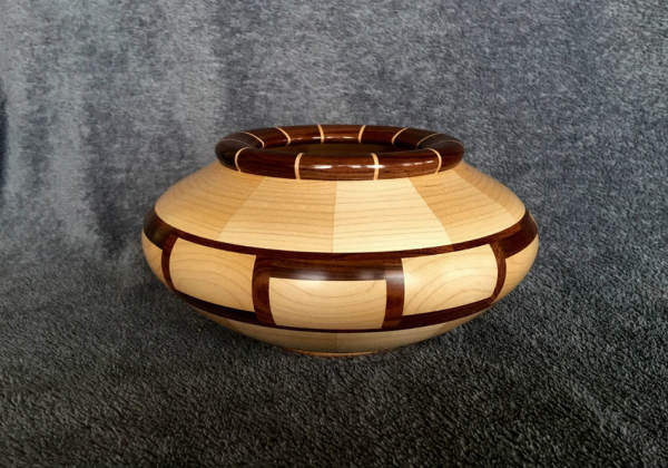 Turned Wood Vessels