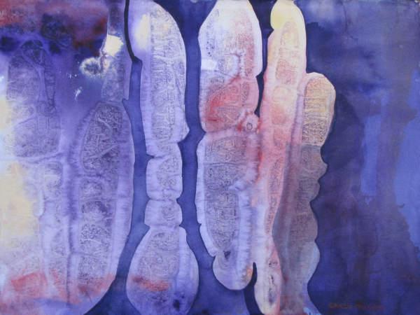 Pastels, Watercolors, Mixed Media