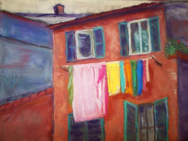 Watercolors, Pastels